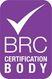 BRC certified quality management